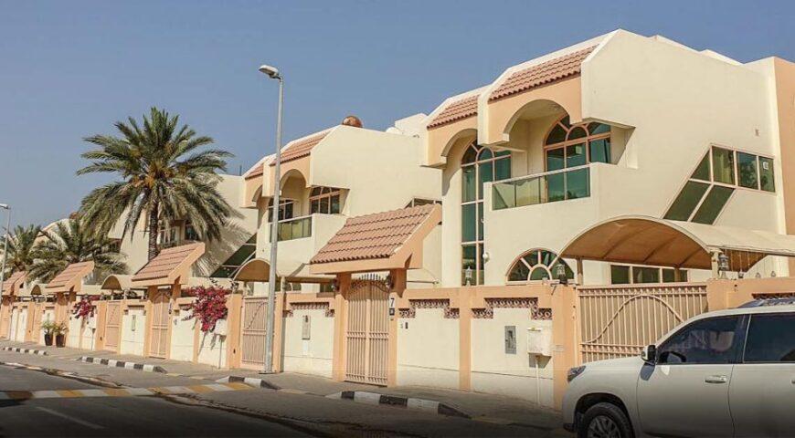 Combo Roof System Villa Communities Sharjah