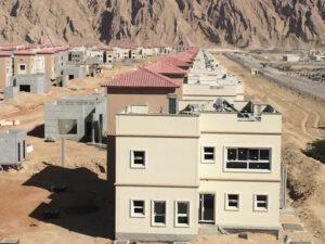 Emirati Housing Combo Roof System Alain