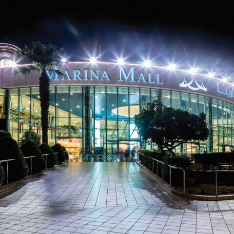 Marina Mall Epoxy Coating Abu Dhabi