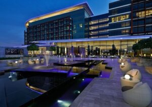 Merriot Hotel Combo Roof Waterproofing Abu Dhabi