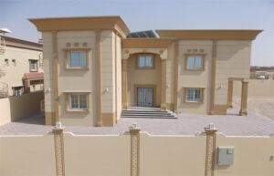 Private Villa Waterprrofing Combo Roof System Sharjah