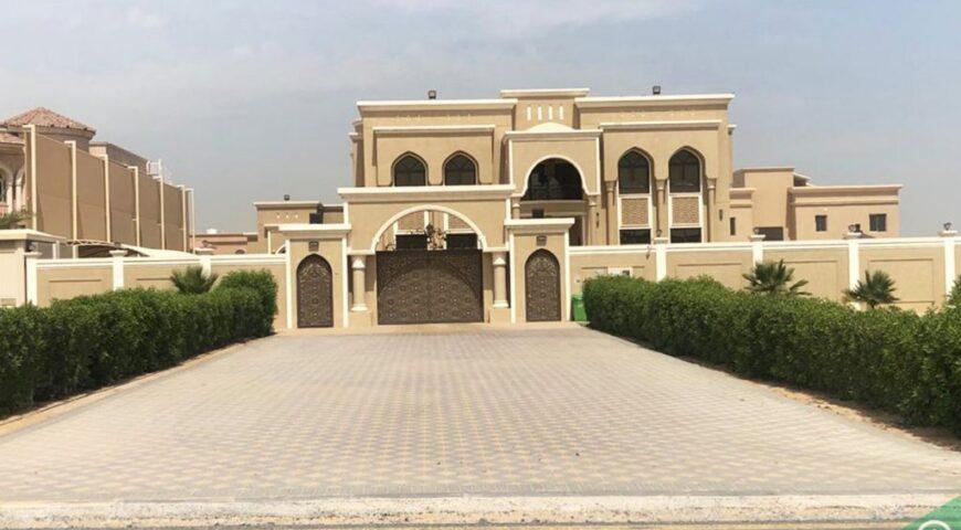 Private Villas Al-Rahmaniya9 Combo Roof System Waterproofing Sharjah