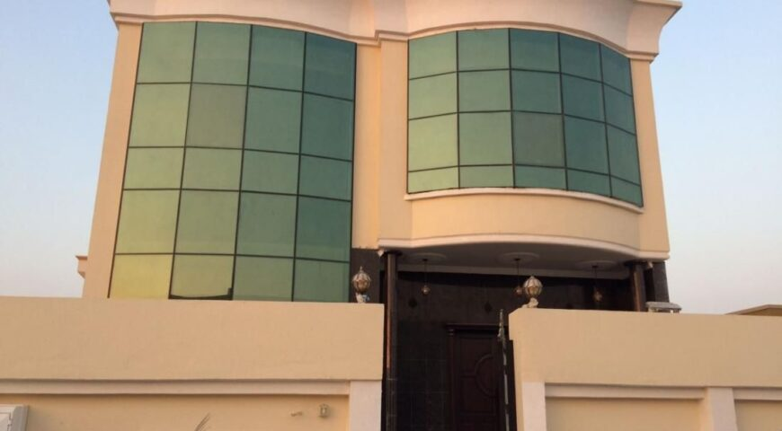 Private Villa Sharjah Combo Roof System – Nouf