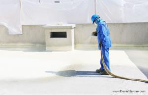 Combo Roof waterproofing Abu Dhabi UAE