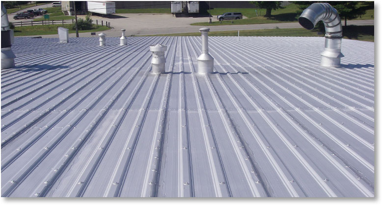 Metal Roof Waterproofing Abu Dhabi