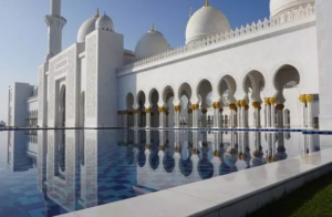 Mosque Combo Roof System desert Dry Insualtion
